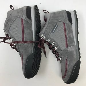 4011033fa98 Eddie Bauer Grey Women's Hiking Boots Shoes 6.5